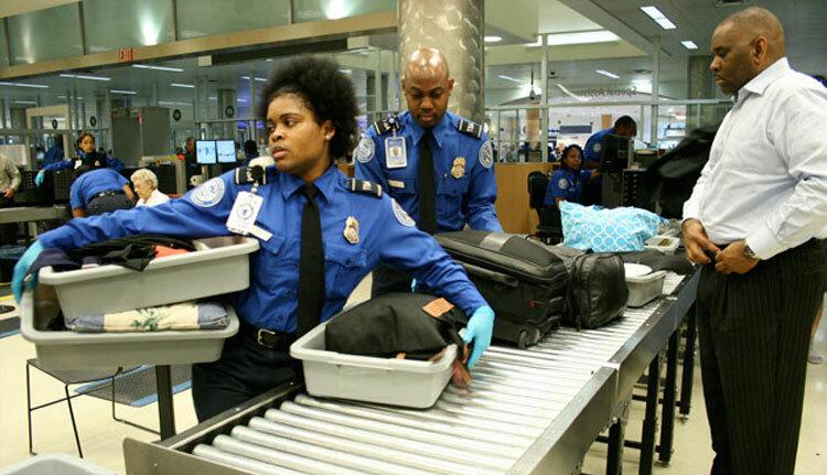 Ngoài ra, thịt, thực vật, hạt giống, đất và các sản phẩm làm từ thịt, thực vật cũng bị cấm khi nhập cảnh vào Mỹ. Với những mặt hàng hành khách không khai báo sẽ bị tịch thu và phạt. Ảnh: CNN.