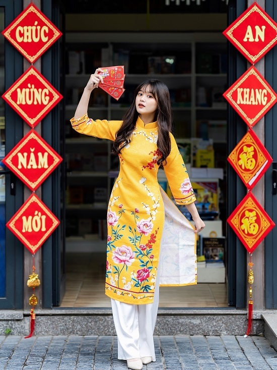 Điểm chụp ảnh tết đẹp tại Hà Nội