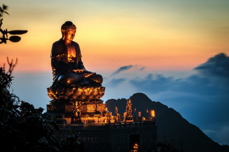 Đến Fansipan thưởng hoa, lễ Phật - ảnh 12