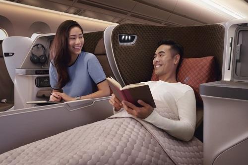 Singapore Airlines khai thác đường bay đến Hà Nội - ảnh 1