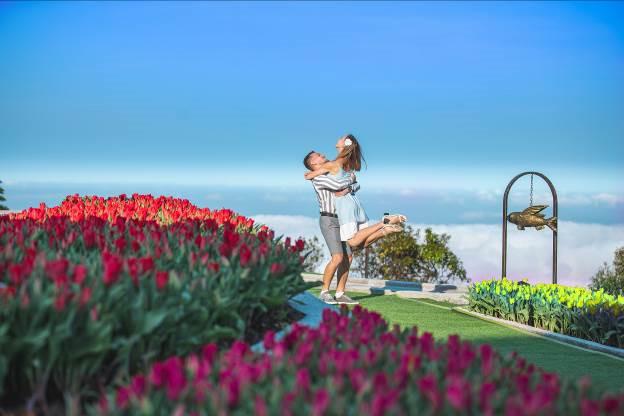 Sun World Ba Na Hills - điểm đến cho các đôi dịp Valentine - ảnh 8