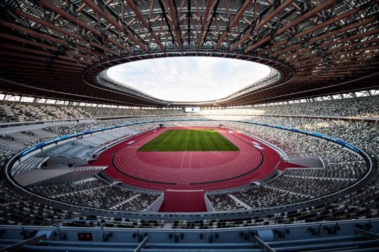 Sân vận động làm từ 2.000 m3 gỗ - ảnh 5