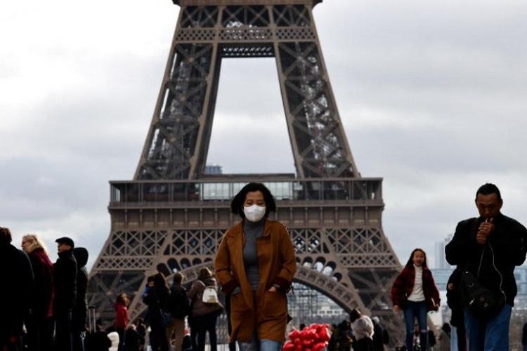 Châu Âu lao đao vì vắng khách Trung Quốc - ảnh 1