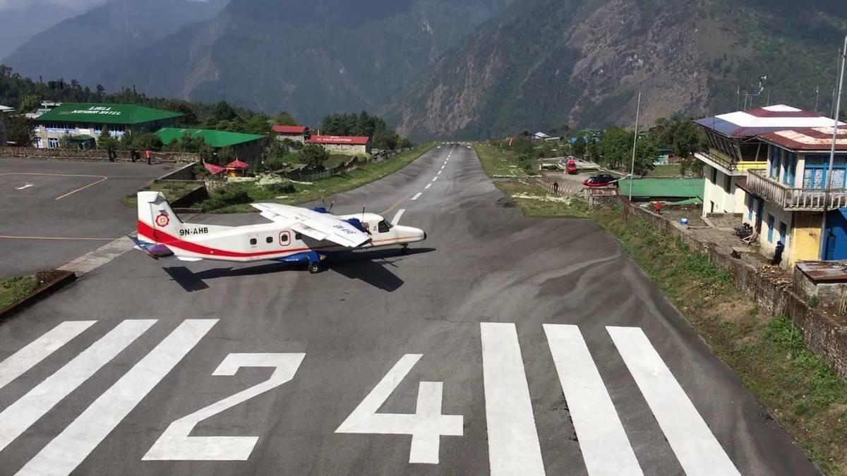 Photo of Sân bay nguy hiểm nhất thế giới