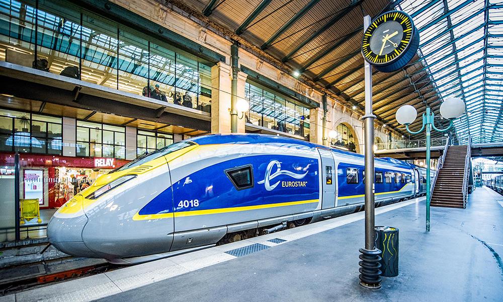 Photo of [Infographic] Đường tàu không biên giới ở châu Âu