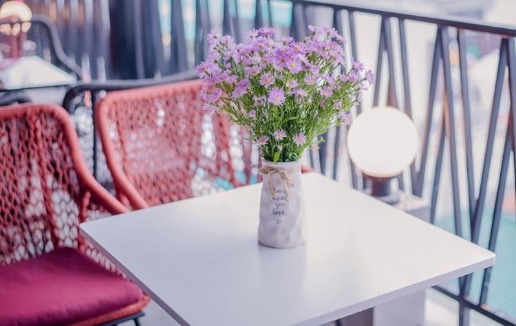 Quán cà phê phong cách Paris ở Huế - ảnh 9