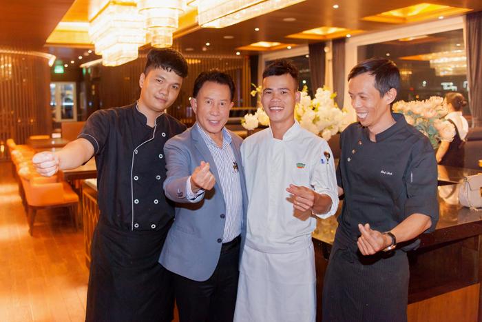 Đầu bếp Việt từng nấu ăn cho Yan Can Cook - ảnh 2