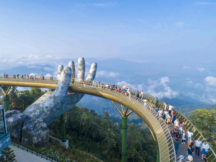 Những lý do đưa Đà Nẵng vào top điểm đến thịnh hành thế giới - ảnh 1