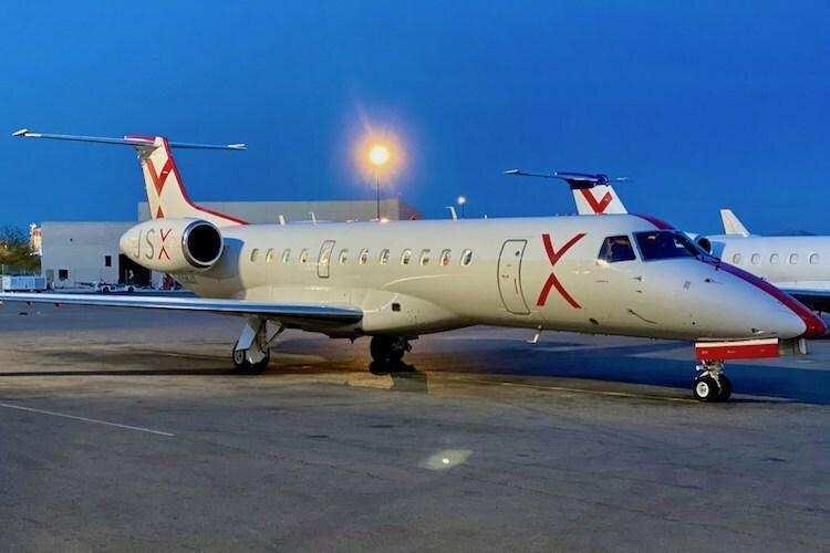Một chuyến bay khứ hồi sử dụng phi cơ với sức chứakhoảng 12 - 14 hành khách có giá từ 250.000 - 300.000 USD, một mức giá khá cạnh tranh so với vé hạng nhất.Ảnh: Zach Griff/The Points Guy.