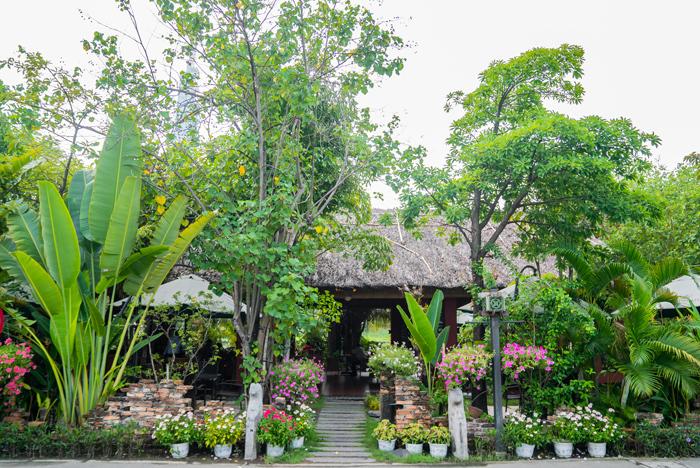 Trải nghiệm không gian làng quê giữa Sài Gòn - ảnh 1