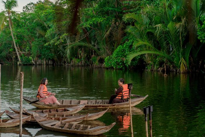 Trải nghiệm không gian làng quê giữa Sài Gòn - ảnh 3