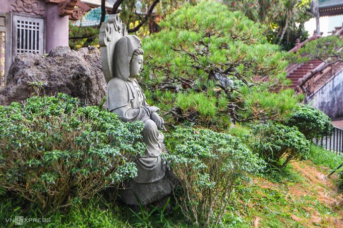 Ngôi chùa khác lạ ở Tây Nguyên