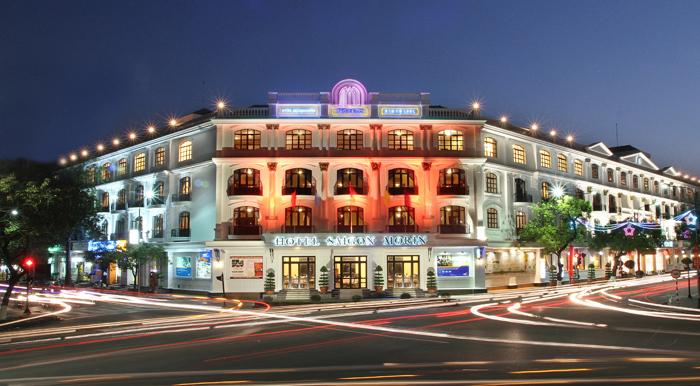 Saigon Morin - khách sạn 4 sao lâu đời tại Huế - ảnh 1