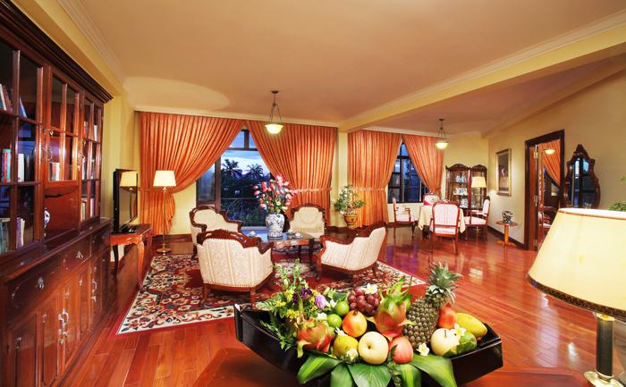 Saigon Morin - khách sạn 4 sao lâu đời tại Huế - ảnh 3