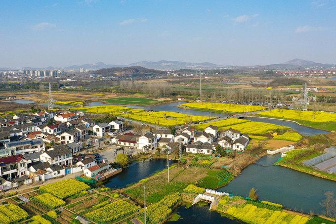 Mùa hoa đến sớm ở Trung Quốc