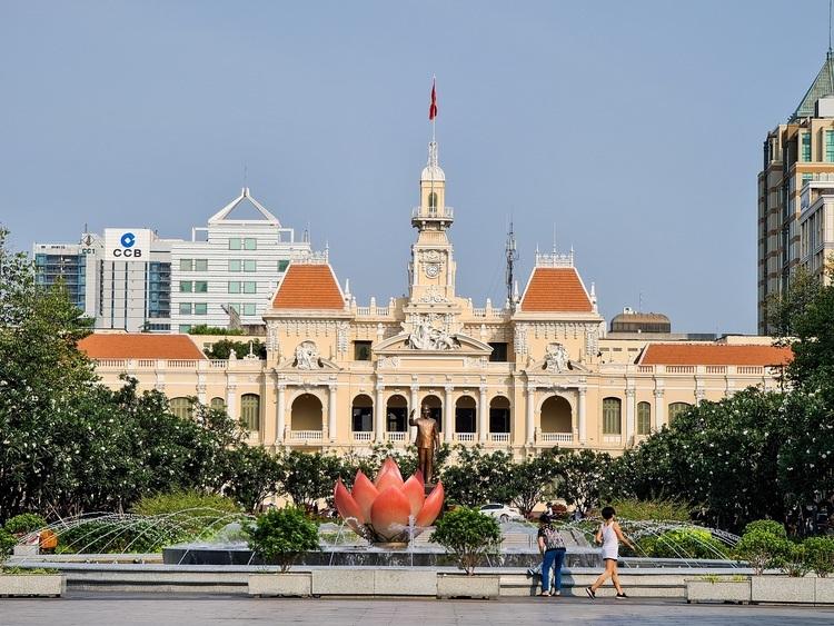 Sài Gòn qua ống kính smartphone - ảnh 3