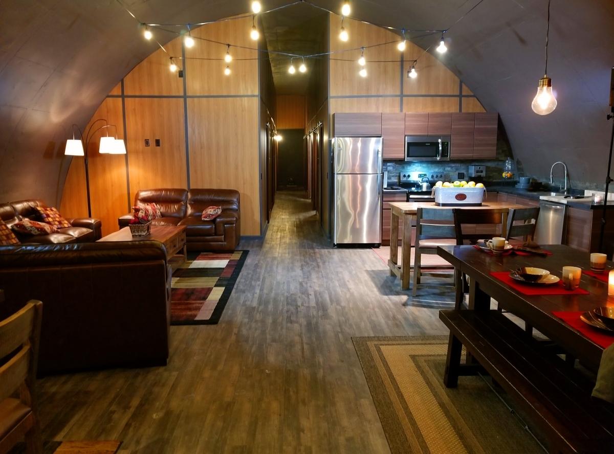 Hầm trú ẩn Covid-19 của giới siêu giàu