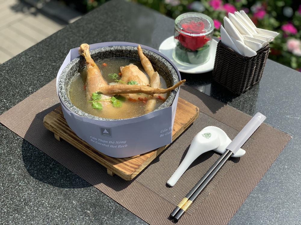 Khách sạn, nhà hàng Saigontourist Group phục vụ ẩm thực tận nơi - ảnh 2