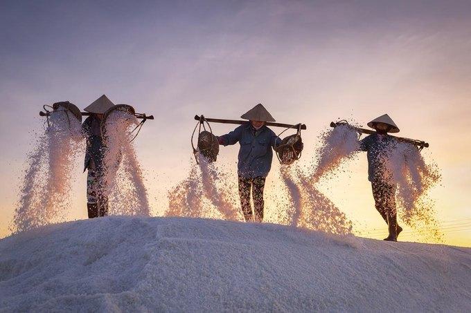 Việt Nam đoạt 2 giải vàng ảnh quốc tế
