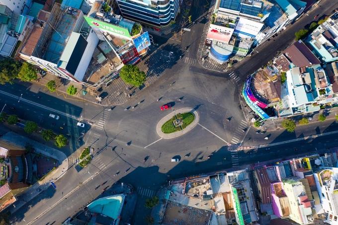 Sài Gòn trong Covid-19