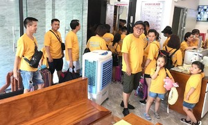 Quy Nhơn 'cháy' phòng khách sạn dịp VnExpress Marathon