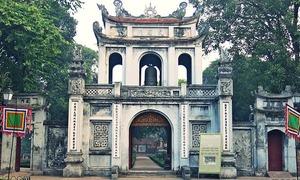 5 khu di tích nên tham quan khi tới Hà Nội