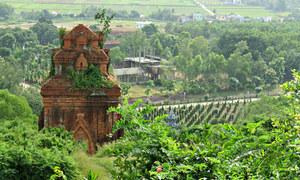 Ba tháp Chăm nổi tiếng nên ghé thăm tại Bình Định